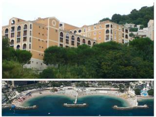La Cote d'Azur entre terre et mer