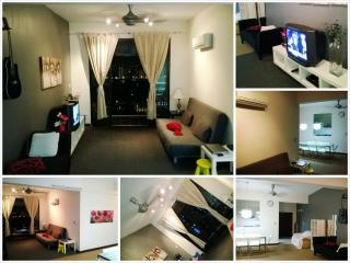 Spacious KL Apartment