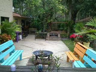 Exotic Nature Beach House close to St Augustine