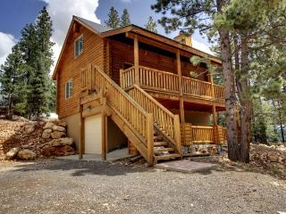Three Bears Cabin - cozy getaway, Duck Creek Village