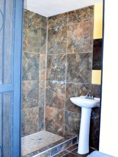 bedroom two shower