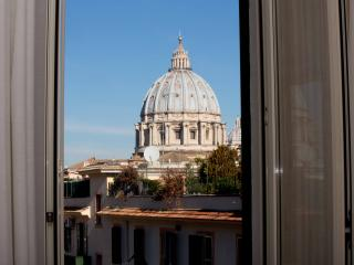 Wonderful apartment in front of St. Peter's Basilica with