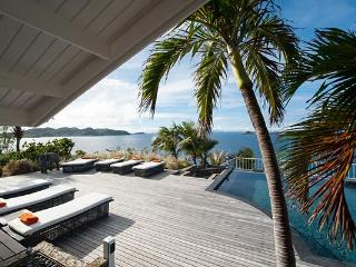 A villa of tranquility and privacy with extraordinary views WV CDM, Pointe Milou
