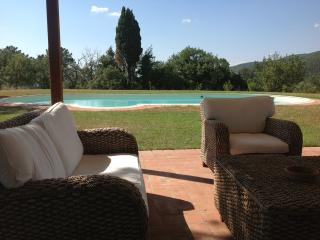 luxury villa with beautiful swimming pool in greve