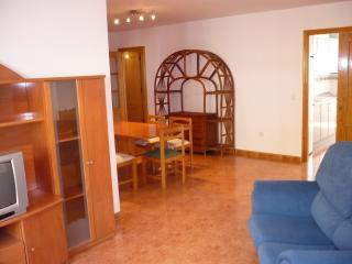 Amplio apartamento para 6 personas, Garrucha