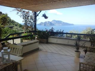 *Amazing Villa on Capri Sunset, Massa Lubrense