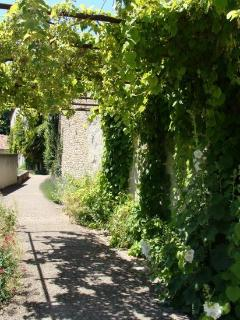 Aubeterre-sur-Dronne, a village full of charm