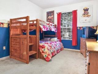 Best Family Resort-Disney-Awesome Bunk Bed 4 kids!, Kissimmee