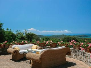 Villa Tramonto  panoramica Punta Ala