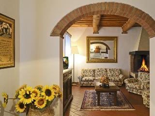 Appartamento San Benedetto 9, Montaione