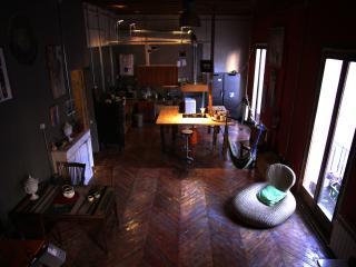 Piso con encanto en antiguo convento en Madrid