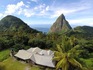 Jaco Pitons | Away-from-it-all with Pitons Views, Soufriere