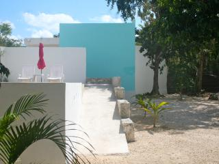 New AKUMAL Queen Jungle Studio with WIFI & AIRCO