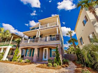 All Inn: 8 Bdrm, Private Pool, Gulf Views, Seagrove Beach
