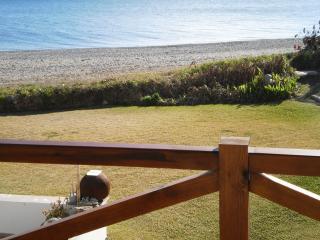 vista playa desde balcón