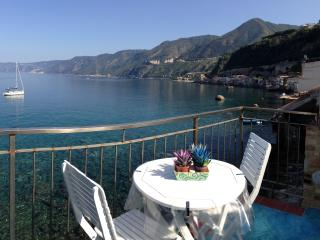 Stanza sul mare in Calabria a Scilla - Scirocco