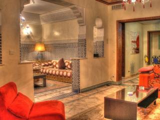 شقة من غرفتين خمس نجوم  وحديقة منتجع النخيل مراكش, Palmeraie