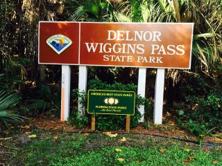 Delnor Wiggins State Park and Beach, Napoli