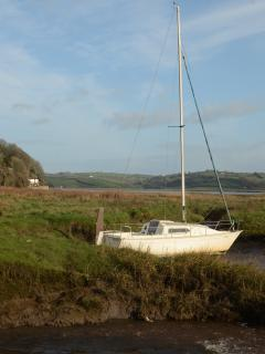Dylan Thomas fans will enjoy visiting Laugharne and the Boathouse and writing shed.