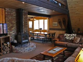 Located at Base of Powderhorn Mtn in the Western Upper Peninsula, A Trailside Home with Large Cozy Living Room, Bessemer