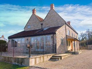 DOUBLE HOUSE FARM, family friendly, luxury holiday cottage, with a garden in