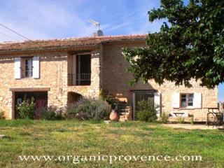 B&B in Provence - bio, veg, yoga, Quinson