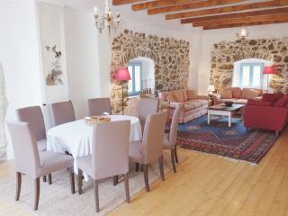 Soca Valley Berg Haus, Livek