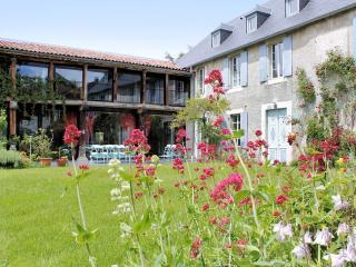 Luxury house with mountain views, La Barthe-de-Neste