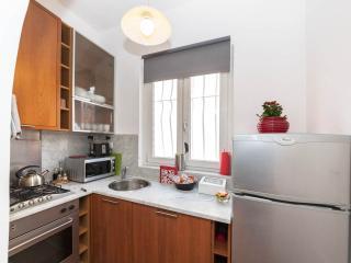 Lo spazio cucina - The kitchen area