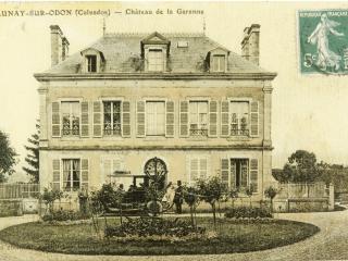 Chateau La Garenne, Aunay-sur-Odon
