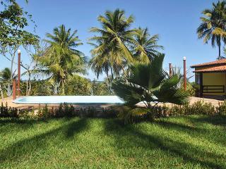 Cabana with pool, close to sea