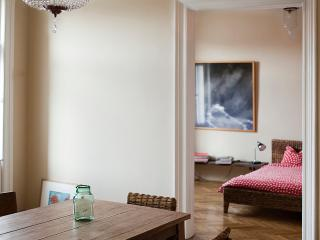 view into bedroom