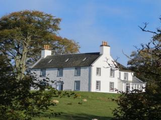 ACHAROSSAN HOUSE, Kilfinan, Tighnabruaich, Argyll, Scotland