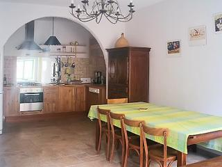 Lovely house in the Ardeche Valley, Ailhon