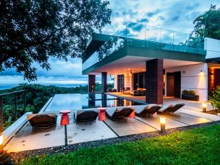Contemperary ocean view villa, Nosara