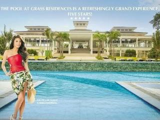 Grass Residences 2BR Resort Condo @ Tower 1, Quezon City
