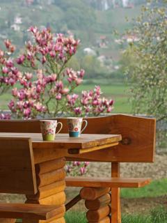 Holiday home Ema - good morning spring!