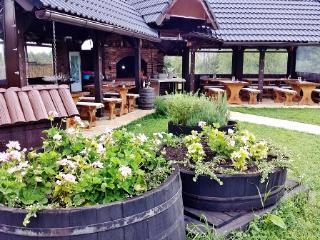Etno Garden 61 - Family Apartment, Parc national des lacs de Plitvice