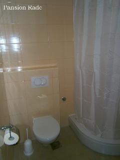private bathroom w/shower