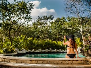 4 pers Penthouse en jungle Hideaway, Tulum