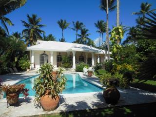 Villa with 2 bedrooms (4 people) near the casino, Las Terrenas