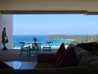 Spectacular Views Of Kata Beach And Pu Island From The Living Room