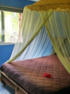 Chambre 2 un lit en 180 ou 2 lit en 90
