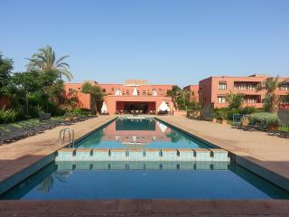 Luxurious apartment with balcony, in Marrakech