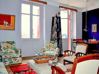 Stylish apartment with balcony, Saint-Jean-de-Luz