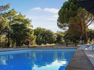 Traditional house with swimming pool, in Provence, Cucuron