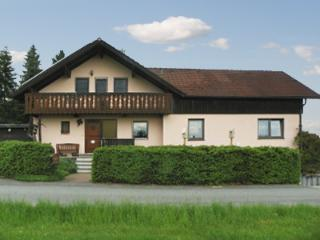 Flat with mountain and lake views, in Germany, Weissenstadt