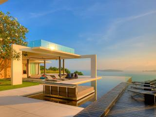 Villa Sangkachai - Ocean View - Luxury 4 Bedrooms, Choeng Mon