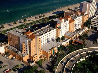 Hollywood Beach Resort-Spectacular Studio