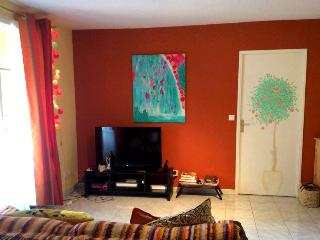 Artistic condo in View Nice with mountain view, Niza
